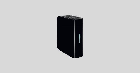 Kingston Wi-Drive storage device
